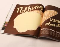 Haagen Dazs Conceptual Print Ad