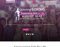 Empowering Girls for Life Convention Website