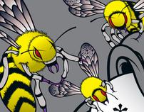 Killra bees