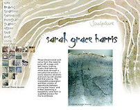 Website for Sarah Grace Harris