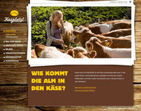 Web Design // Kasplatzl
