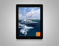 AMELS YACHT BUILDING - iPad App