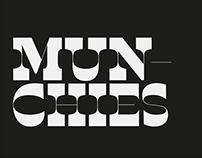 Munchies Font