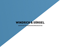 WINDRICH & SÖRGEL WERBEAGENTUR - Corporate Website