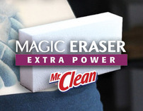 Magic Eraser Advertisement