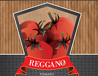 Reggano Spaghetti - Packaging Concept Design