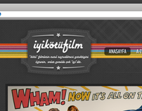 IyiKotuFilm Blog Design