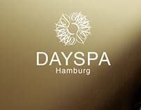 DAYSPA HAMBURG - Corporate Design / Website