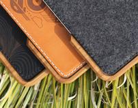 Bamboo iPad Cases