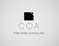 Coa - High end chocolate
