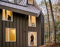 Anker Jordan Cottage by Scalar Architecture