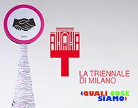 """Triennale Milano  """"Quali cose siamo"""""""