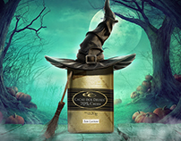 Halloween Amor & Chocolate.