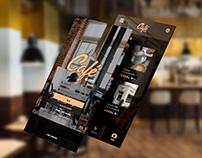 Café Nearby App
