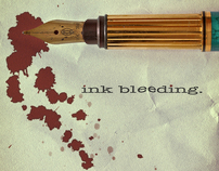 Ink Bleeding