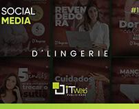 Social Media | D´Lingerie #1