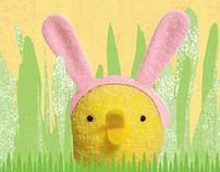Target Easter Signage