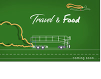 Noodles with Travel Brand :: Art Direction