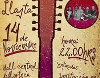 Afiche concierto de gala  2015
