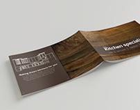catalogue design / kitchen specialist