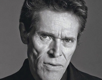 Willem Defoe, NYLON Guys magazine