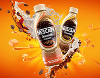 "Nescafe ""Smoov Latte"" 