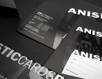 Anis Press Packaging Set