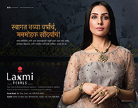 Laxmi Pearls Festive Collection