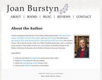 Joan Burstyn, Author