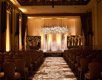 Private Wedding 4 - Lighting Design