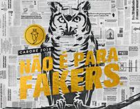Caboré 2018 - Não é para Fakers