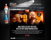 Brit Awards 2012 :: Priceless Duet