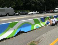 Mile-long Mural