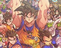 Dragon Ball Z Full Cast