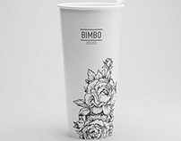 BIMBO coffee bar identity