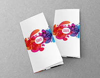 Colorful Abstract Trifold