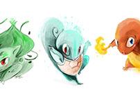 Pokémon 1ra Generación