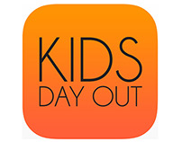 KIDS DAY OUT   – App Mobile