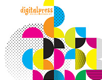 Portfolio design for Digitalpress | 2014