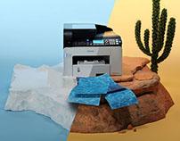 Ricoh GelJet Printer – Animation