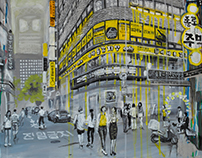 Citygraphy: Seoul