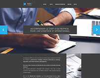 MBO Conseil - CORPORATE WEBDESIGN