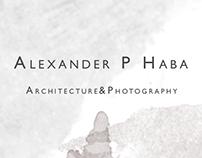 Resume -- Spring 2018 Alexander P Haba