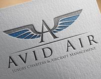 Avid Air Identity