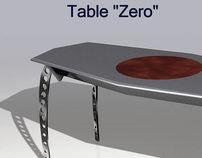 """""""Zero"""" Table"""