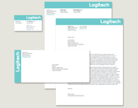 Logitech Identity Redesign