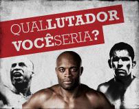 Qual lutador você seria?