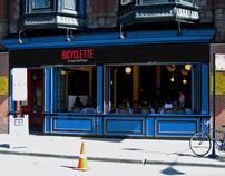 Bicyclette Crepe Boutique