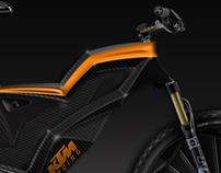 KTM Passive Suspension MTB Frame Concept