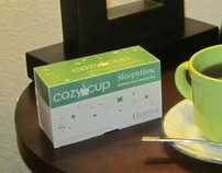 Eco-Friendly Packaging Design: Cozy Cup Tea